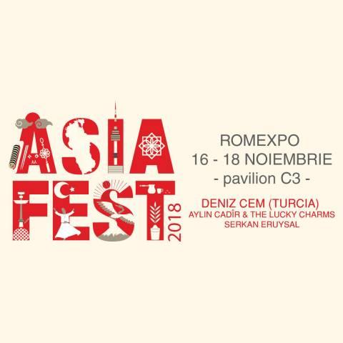 Only Napkin vă invită la Asia Fest 2018